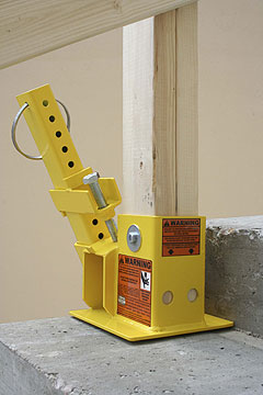 VersiShield® Guardrail & Stair Rail Clamping System Applications