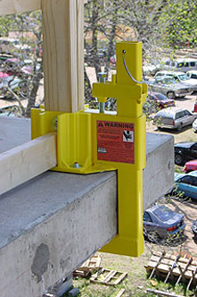 SurShield® Guardrail Clamping System Applications